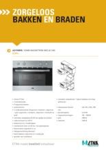 Product informatie ETNA combi-magnetron A2193RVS