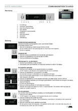 Product informatie ETNA combi-magnetron T2144RVS