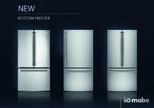 Product informatie IOMABE Amerikaanse koelkast INO27JSPFFS