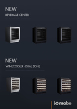 Product informatie IOMABE koelkast onderbouw IOB150SS