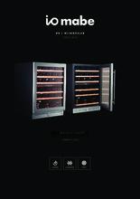 Product informatie IOMABE wijnkoelkast onderbouw tafelmodel IOW51DDSS