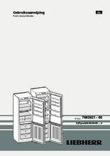Product informatie LIEBHERR koelkast CP3523-22