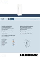 Product informatie LIEBHERR koelkast SK4260-22