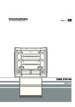 Product informatie LIEBHERR koelkast french door CBNes6256