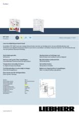 Product informatie LIEBHERR koelkast inbouw IKP1660-61
