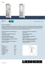 Product informatie LIEBHERR koelkast inbouw IRBSe5120-20