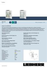 Product informatie LIEBHERR koelkast inbouw IRBd4020-20