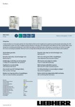 Product informatie LIEBHERR koelkast inbouw IRBd4050-20