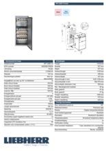 Product informatie LIEBHERR koelkast wijn inbouw WTI2050-23
