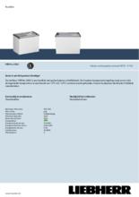 Product informatie LIEBHERR professionele koelkist - koelkast MRHsc2862-40