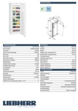 Product informatie LIEBHERR vrieskast GP4013-20