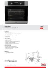 Product informatie PELGRIM oven inbouw OVM516RVS