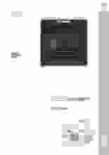 Product informatie PELGRIM oven inbouw antraciet OVM836ANT