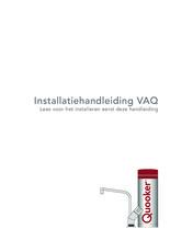 Product informatie QUOOKER kokend water kraan PRO3-VAQ Classic