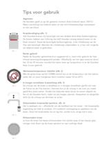 Product informatie QUOOKER kokend water kraan PRO3/VAQ Modern