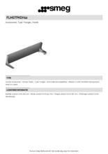 Product informatie SMEG beschermstrip FLMSTPKDH12