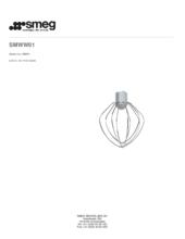 Product informatie SMEG garde SMWW01