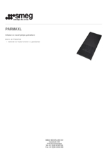 Product informatie SMEG grillplaat gietijzer PARMA XL