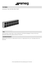 Product informatie SMEG koolstoffilter FLTKDH