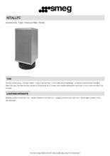 Product informatie SMEG koolstoffilter KITALLFC