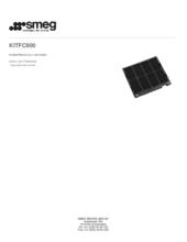 Product informatie SMEG koolstoffilter KITFC900