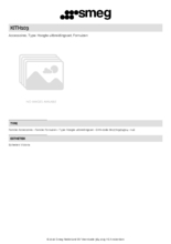 Product informatie SMEG verhogingsset KITH103