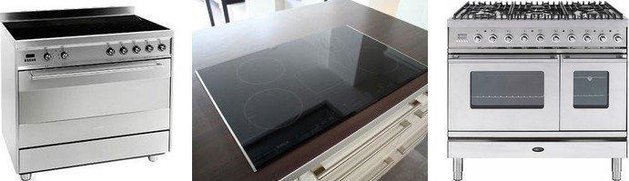 Uitleg over de elektrische aansluiting van een keramisch of inductie kookplaat / fornuis