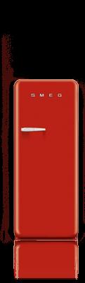 Smeg FAB28RRD3 retro koelkast