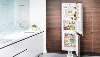 Liebherr inbouw koelkasten