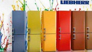 Liebherr vrijstaande koelkasten