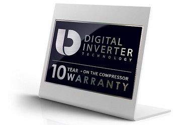 Digital Inverter Compressor