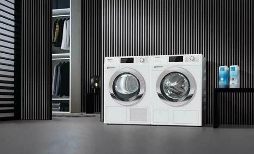 Nieuwe wasmachines en drogers
