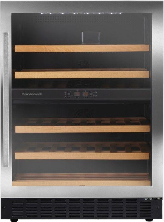 De onderbouw wijn koelkast geschikt voor plaatsing onder het aanrecht: UWK8200-0-2-Z