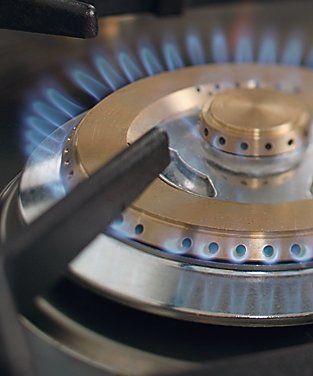 De BORETTI dual fuel wokbrander is tevens geschikt voor sudderen