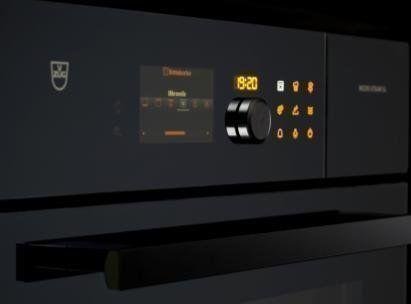 De perfecte harmonie tussen functionaliteit en esthetiek : de nieuwe Combi-Steam MSLQ van V-ZUG.