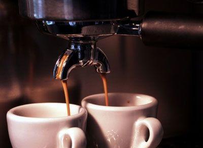 Voor een perfecte espresso koffiemachine is een optimaal zet systeem nodig