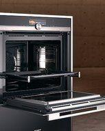 Een volwaardige oven met magnetron functie