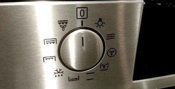 Korte uitleg van de betekening van de verschillende ovenfuncties op uw fornuis / oven