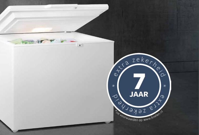 Vanaf februari 2020 geeft Liebherr 7 jaar zekerheid op alle huishoudelijke apparaten