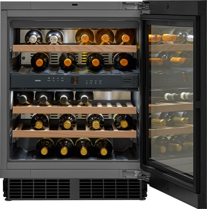 Ontdek de nieuwe ATAG KU8071K2 wijn koelkast.
