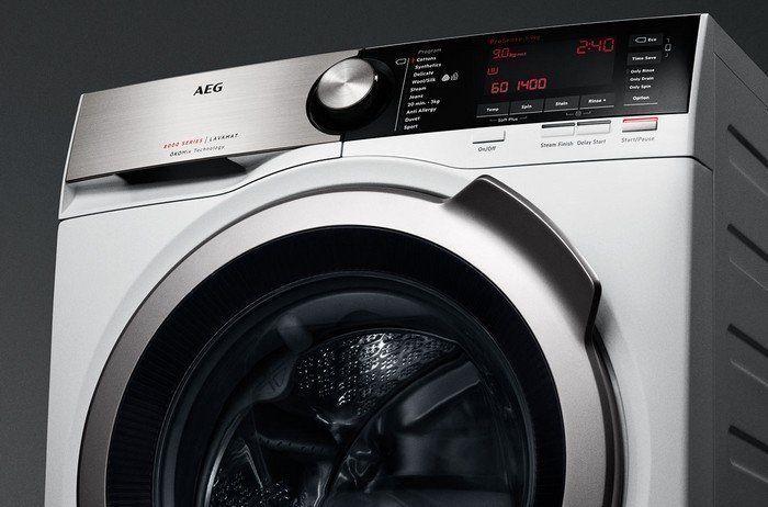 Uitleg van de nieuwe serie wasmachines van AEG