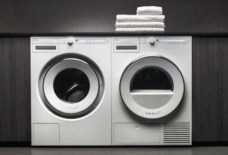 Introductie van de nieuwe serie Asko drogers (met bijpassende wasmachine)