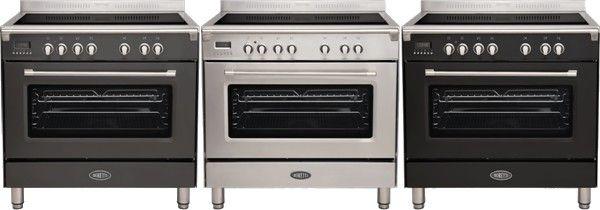De Boretti Toscana CFBI9015 serie is toegevoegd en beschikt over Flex inductie kookgedeelte