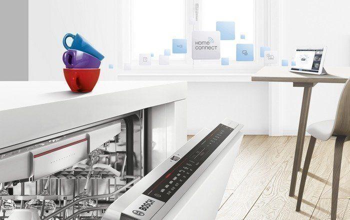 Heeft u een storing aan uw vaatwasser? U maar ook de monteur van Bosch kan op afstand de storing uitlezen en u adviseren over mogelijke oplossingen.
