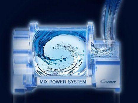 Met de Mix Power functie behaald u wasmachine op 20 graden het wasresultaat van 40 graden. Hierdoor bespaard u niet alleen energie, maar blijft uw kleding ook langer mooi