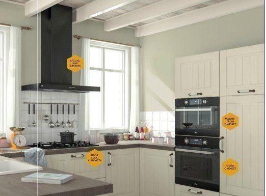 ETNA introduceert 2 designlijnen ovens