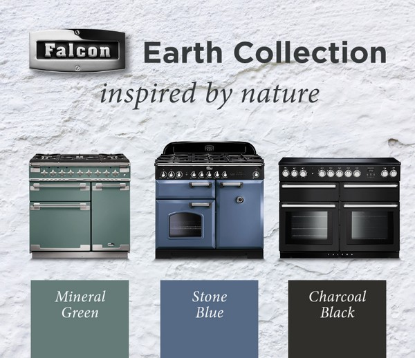 Falcon Earth Collectie