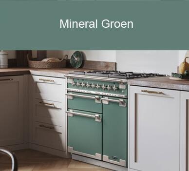 Falcon Mineral Groen kleur