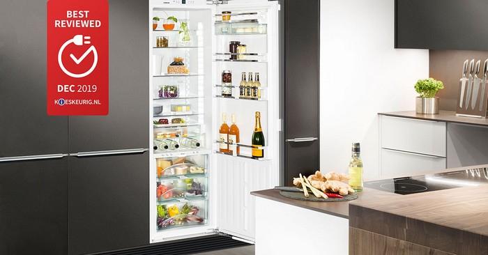 Liebherr IKB3560 Best Reviewed inbouw koelkast op kieskeurig.nl