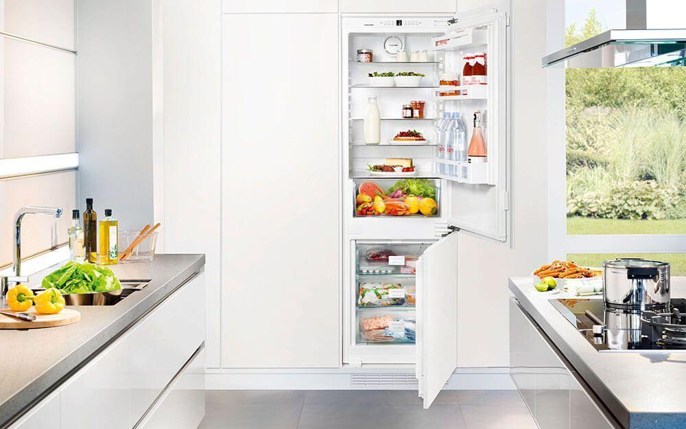 Liebherr inbouw koelkast ICN3314 kreeg het cijfer 8,7